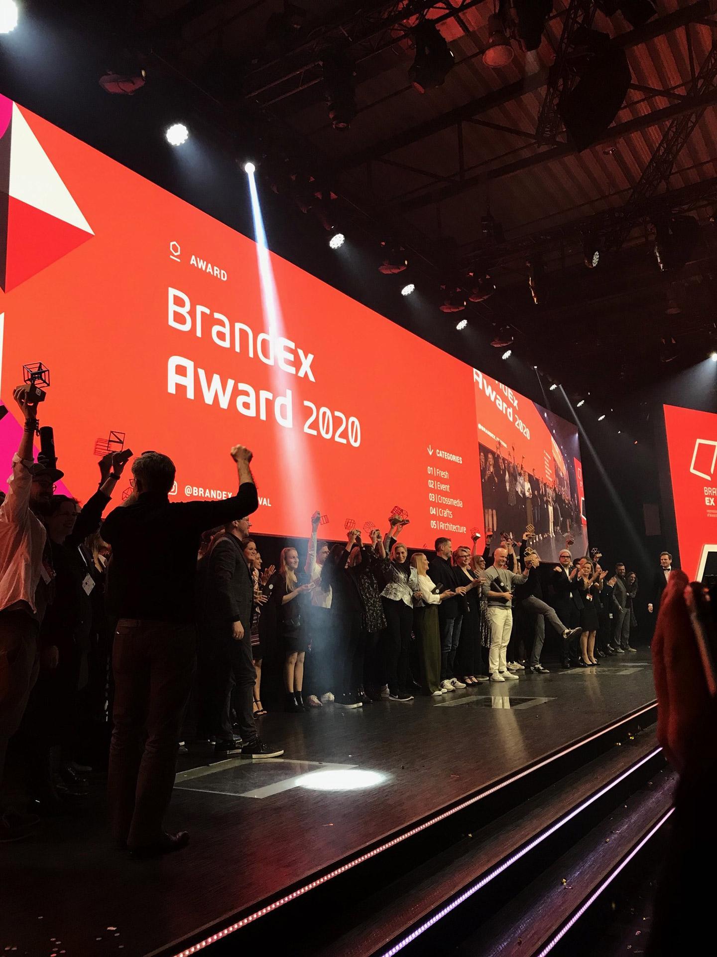 Le Bureau des Congrès et des Salons de Lyon à BrandEx, le 14 janvier 2020