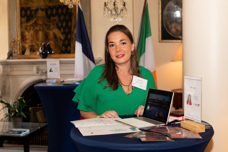 Blanche Savereux à Dublin © Dora Kazmierak