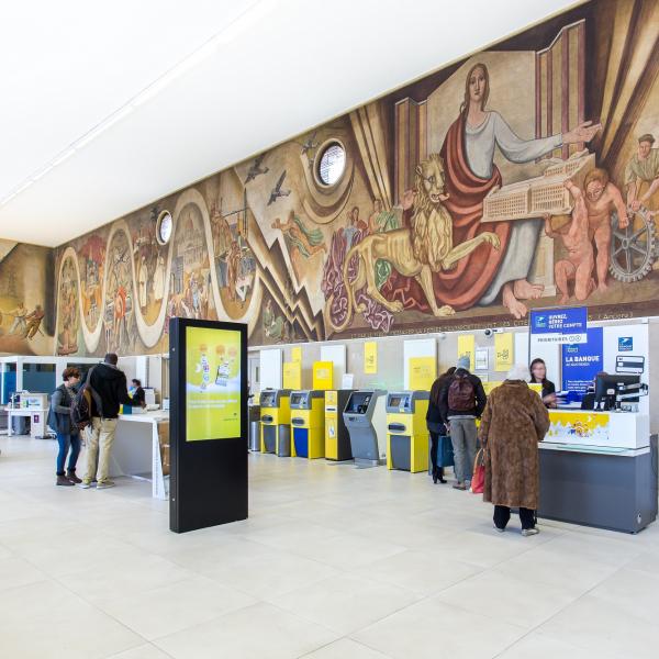 Bureau De Poste Lyon 2