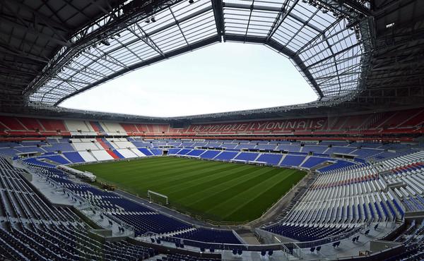 Visite Guide Du Groupama Stadium