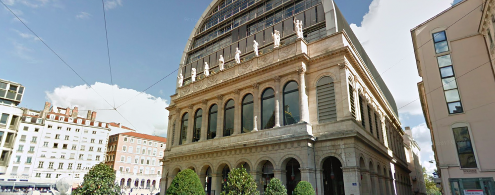 Google Art & Culture Opéra de Lyon