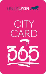Lyon City Card 365 © ONLYLYON Tourisme et Congrès