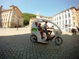 Cyclo City Tour