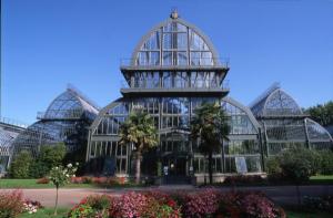 Grande serre du Jardin Botanique du Parc de la Tête d'Or