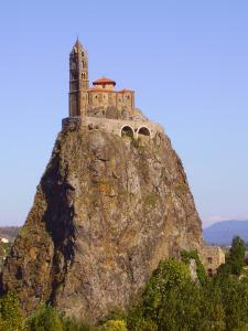 Saint Michel d'Aiguilhe © Office du Tourisme du Puy-en-Velay