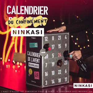Calendrier de l'avent - Ninkasi