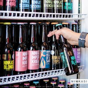 Bières Ninkasi © Ninkasi