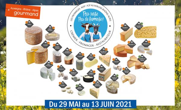 © Pas sage, pas de fromage!