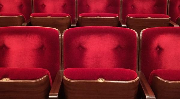 PxHere auditorium chair