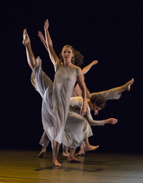 Trisha Brown - Set and Reset - Ballet de l'Opéra de Lyon © Michel Cavalca