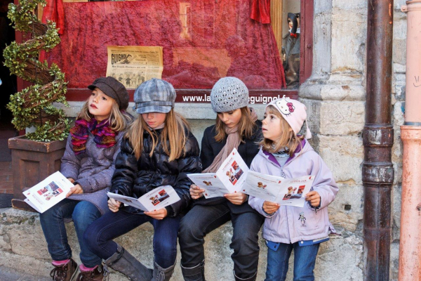 Visites guidées de Lyon en famille