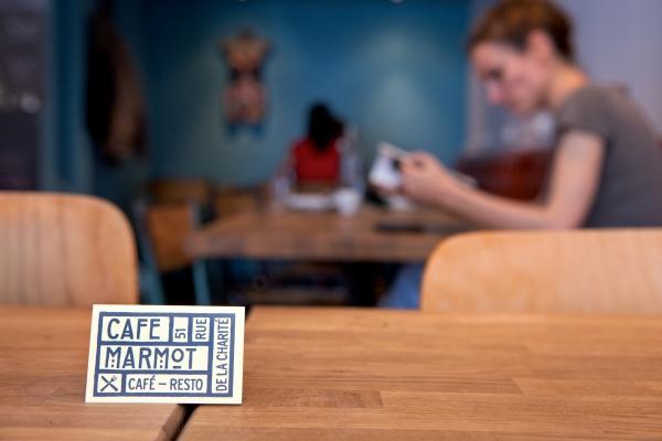 Café Marmot Lyon