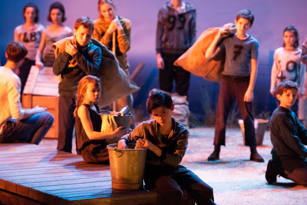Opéra Les Enfants du Levant © Stofleth