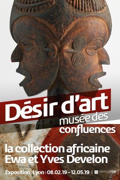 Désir d'art, la collection africaine Ewa et Yves Develon