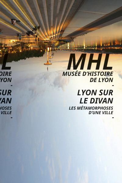 Affiche de Lyon sur le Divan
