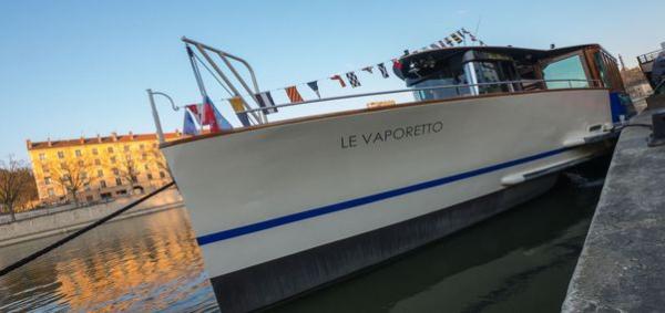 Le Vaporetto des Yachts de Lyon
