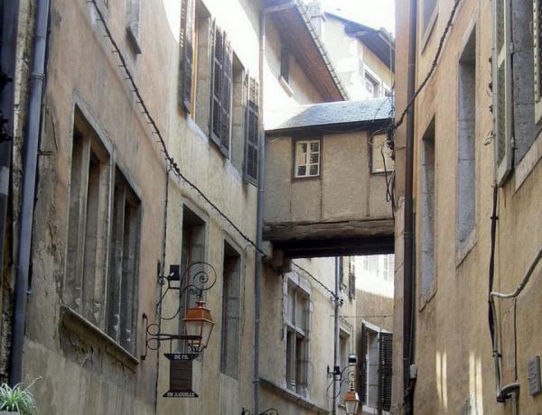 Centre historique de Chambéry ©