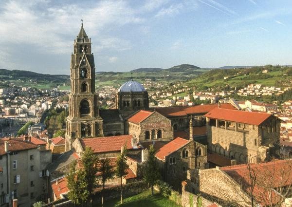 Cathédrale du Puy - Crédit Luc Olivier