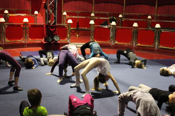 Ecole de cirque imagine