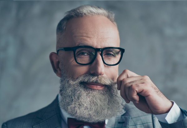 Moustache © Adobestock