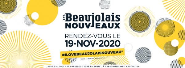 Les Beaujolais Nouveaux 2020