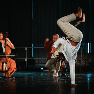 Le Concert de l'Hôtel Dieu - FugaCité danse hip hop