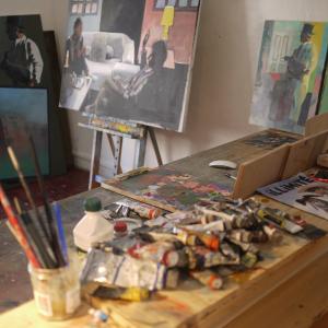 Galerie atelier © Galerie Mi