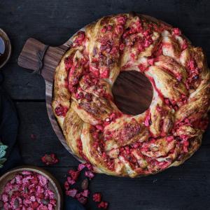 Brioche à la praline © Food Factory