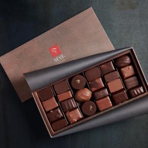Chocolats Sève © Maison Sève