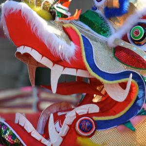 Dragon du Nouvel An chinois © ime007 / 1621819 / Pixabay