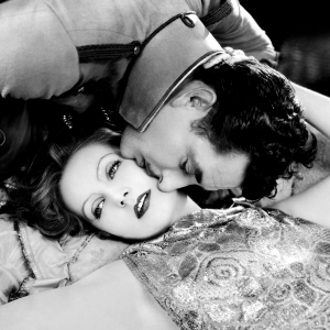 La Chair et le Diable (Flesh and the Devil) de Clarence Brown (1926) avec Greta Garbo et John Gilbert © Warner Bros. Ent. Tous Droits Réservés