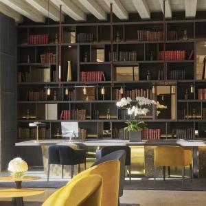 InterContinental Lyon - Reception- Eric Cuvillier