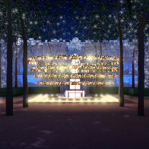 Lumignons du Coeur place Sathonay