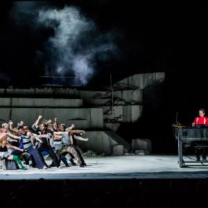 Nuits de Fourvière 2021 - Rone (La horde) - Photo Cyril Moreau