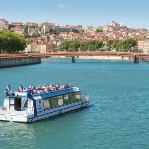 Navilys, croisière promenade des bateaux lyonnais