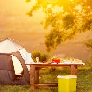 Camping © Lucky Business/Shutterstock.com