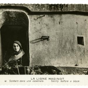 La Ligne Maginot © CHRD Lyon