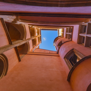 Cour traboule Vieux-Lyon © Tatiana Popova/Shutterstock.com