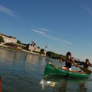 Canoë Kayak Lyon Oullins la Mulatière