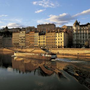 Les quais de Saône - Tristan Deschamps