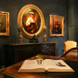 Antiquités Auguste Comte © Marie Perrin