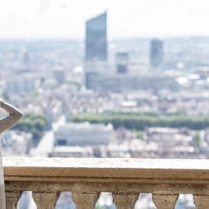 Panorama depuis Fourvière © Shutterstock_670651603_RossHelen