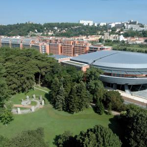 Cité Internationale de Lyon © UMR CNRS ENSAL OT