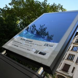 À ciel ouvert © Muriel Chaulet - Ville de Lyon