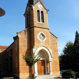 Eglise de Fleurieu-sur-Saône
