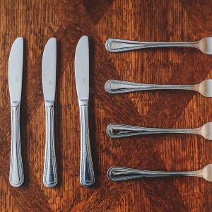 Couverts - La Vaisselle des Chefs
