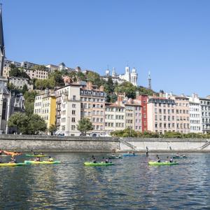 Lyon Kayak 2017 - Gilles Reboisson