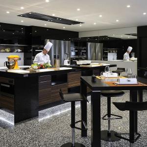 Atelier culinaire à l'Ecole de cuisine Gourmets - Institut Paul Bocuse