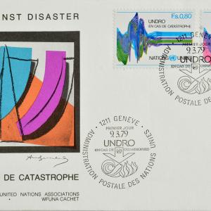 Carte Postale Andy Warhol - Ephemera