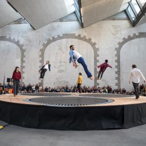 Compagnie Kiai / Les Invites de Villeurbanne 2021 © Ray Flex
